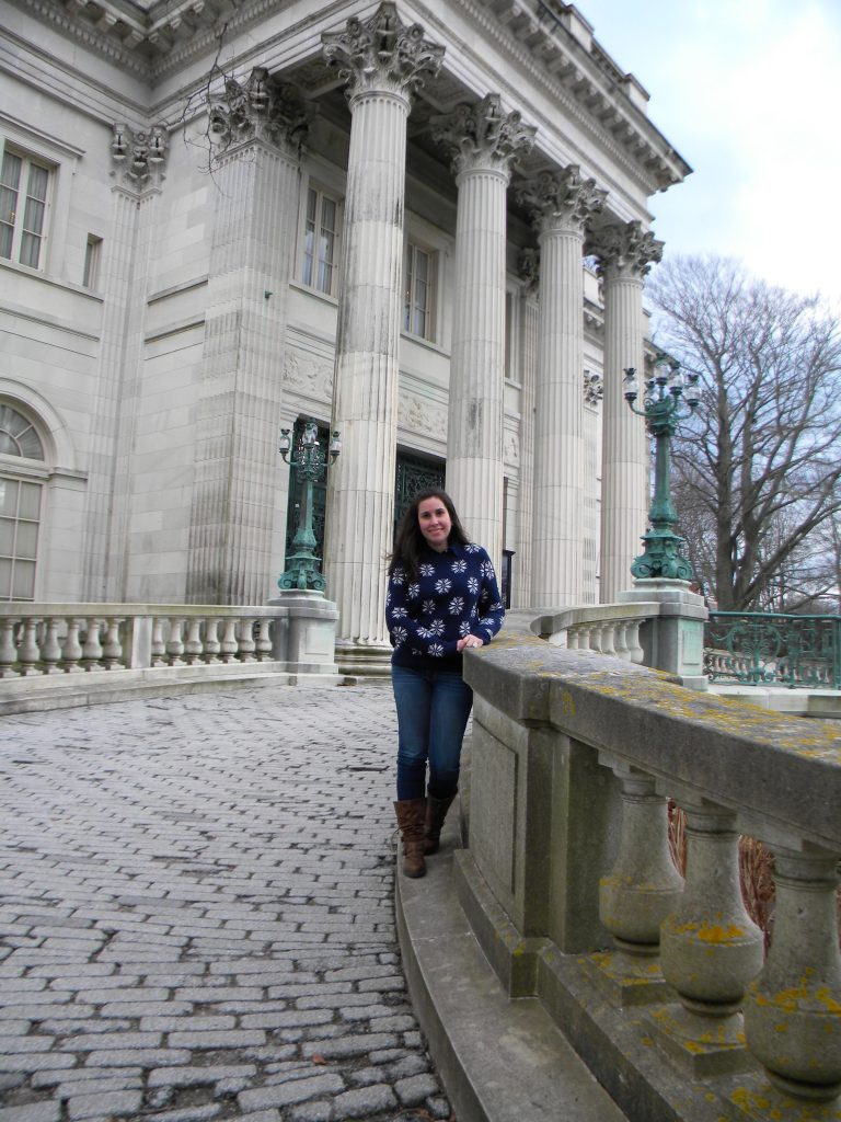 marble house – newport, rhode island – francisca claret